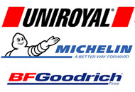 Largest Independent Tire Dealer for Michelin, BFGoodrich and Uniroyal Tires
